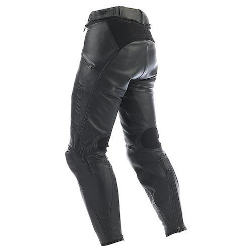 ... dainese alien leather pants - black ... ZUKCHWV
