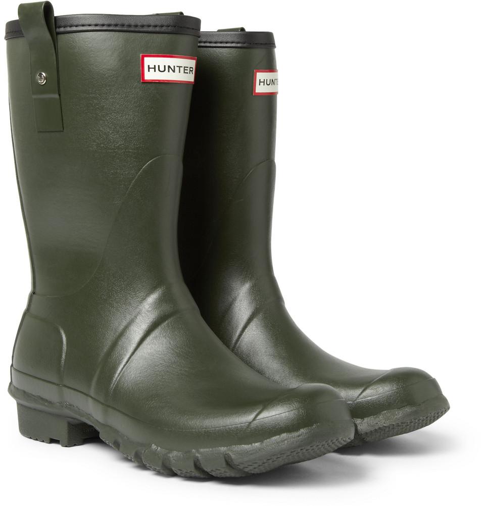 ... how to wear wellington boots men gum boots RWTCEVL