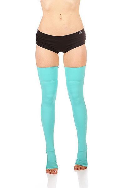 ... leg warmers - accessories - mika yoga wear ... YYHWQPZ