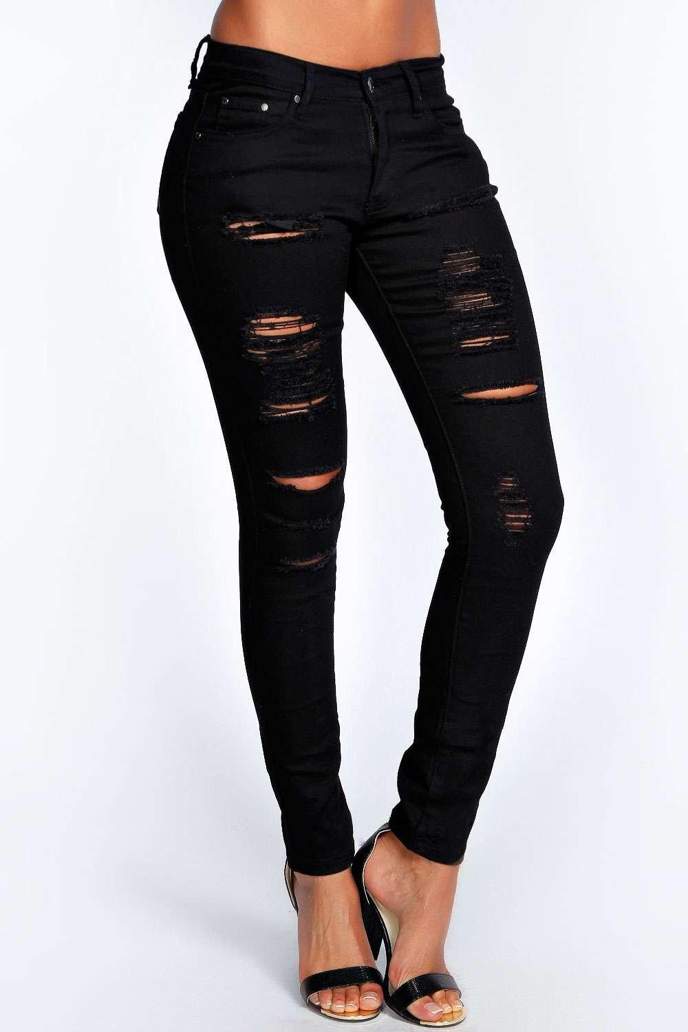 ... ripped skinny jeans. hover to zoom RUACSZJ