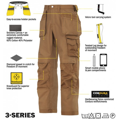 ... snickers trousers 3214 canvas holster work trousers 3214 snickers  trousers ... ORCLIJT