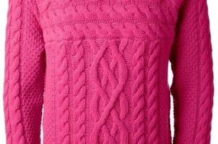 ... soulland cable knit sweater GVOOJEO