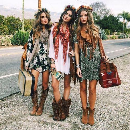 10 tips to add some bohemian style into your wardrobe LWOIMCV