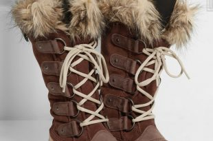 12 chic winter boots to buy now and wear later YMPMHIZ