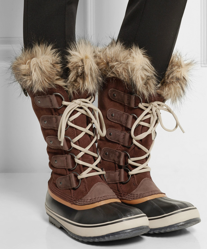Cute and trendy winter boots