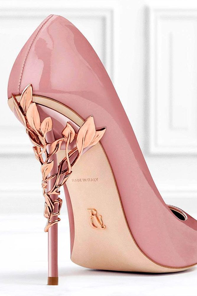 Common perceptions about pink shoes