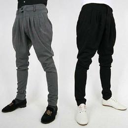 2017 korean baggy pants men fashion mens korean casual pants slim fit long  trousers BTQCIEA