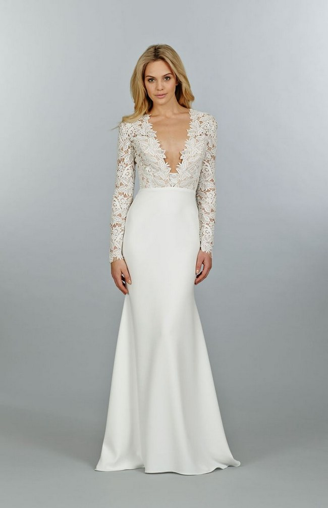 Reasons for getting long sleeved wedding dresses