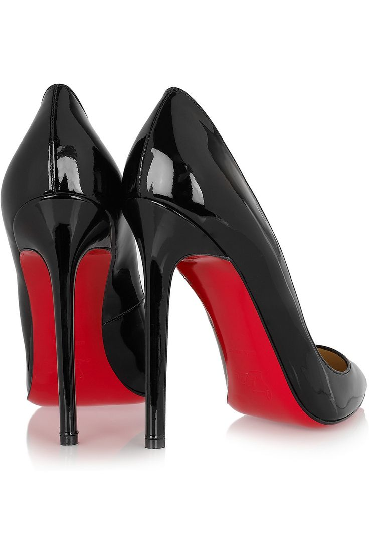 Red bottom shoes varieties
