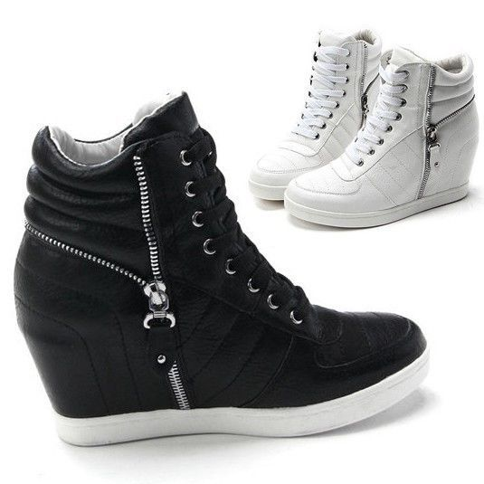 25+ best ideas about wedge sneakers on pinterest | nike wedge sneakers,  nike wedges OQXZMQR