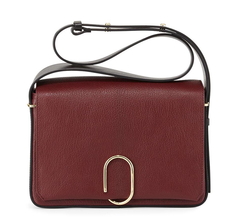 3.1 phillip lim alix shoulder bag $1,050 via neiman marcus FVDORLK