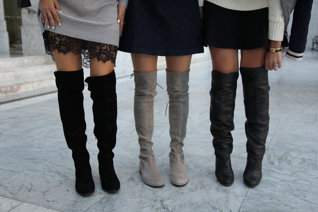 5 over-the-knee boots you need this winter | her campus SCOETRY