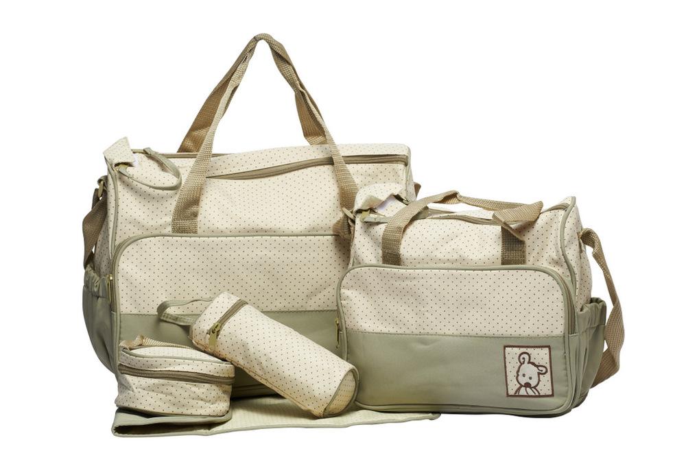 5pcs/set aardman hot selling diaper baby bags cheap,mummy bag,baby travel SMCJSLU