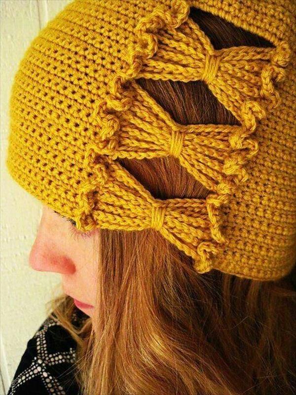 9 diy crochet hat patterns   home with design AWVRNLV