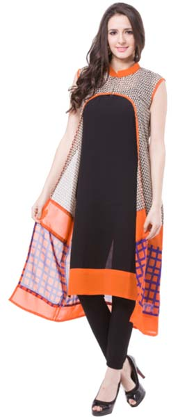a great fusion of fashion and culture: the womenu0027s designer kurtis |  acetshirt LUIFYHE