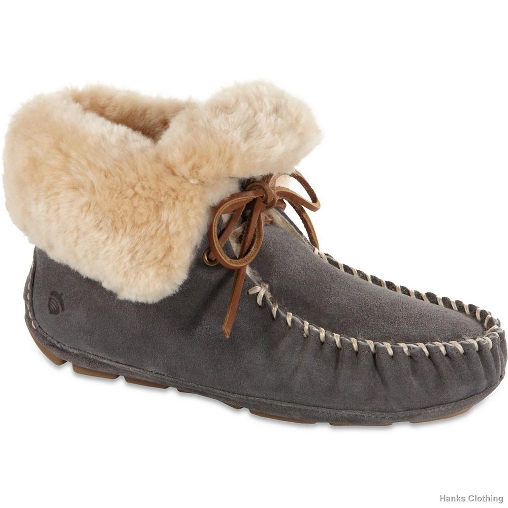 acorn moxie sheepskin boots XDROLOH