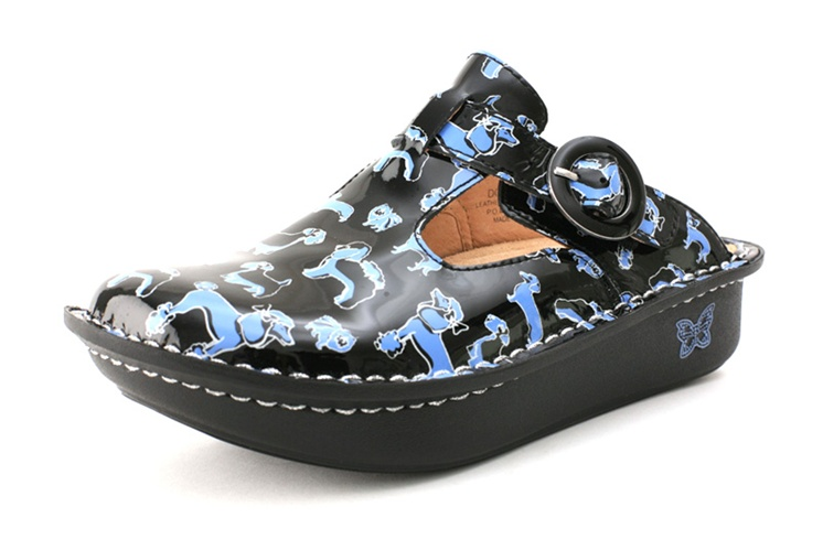 alegria shoes alegria donna black small dogs AEYGJED