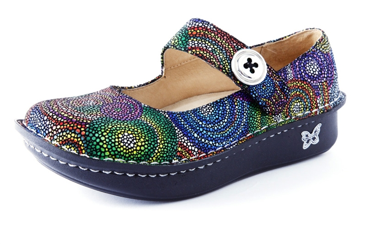 alegria shoes alegria paloma bullseye - alegria shoe shop exclusive! GHCBBIR