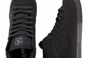 all black shoes kustom - kramer high all black - shoes - impericon.com worldwide DTFRPTZ