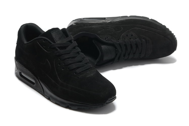 all black shoes men s nike air max 90 vt shoes all black WXMTCKY