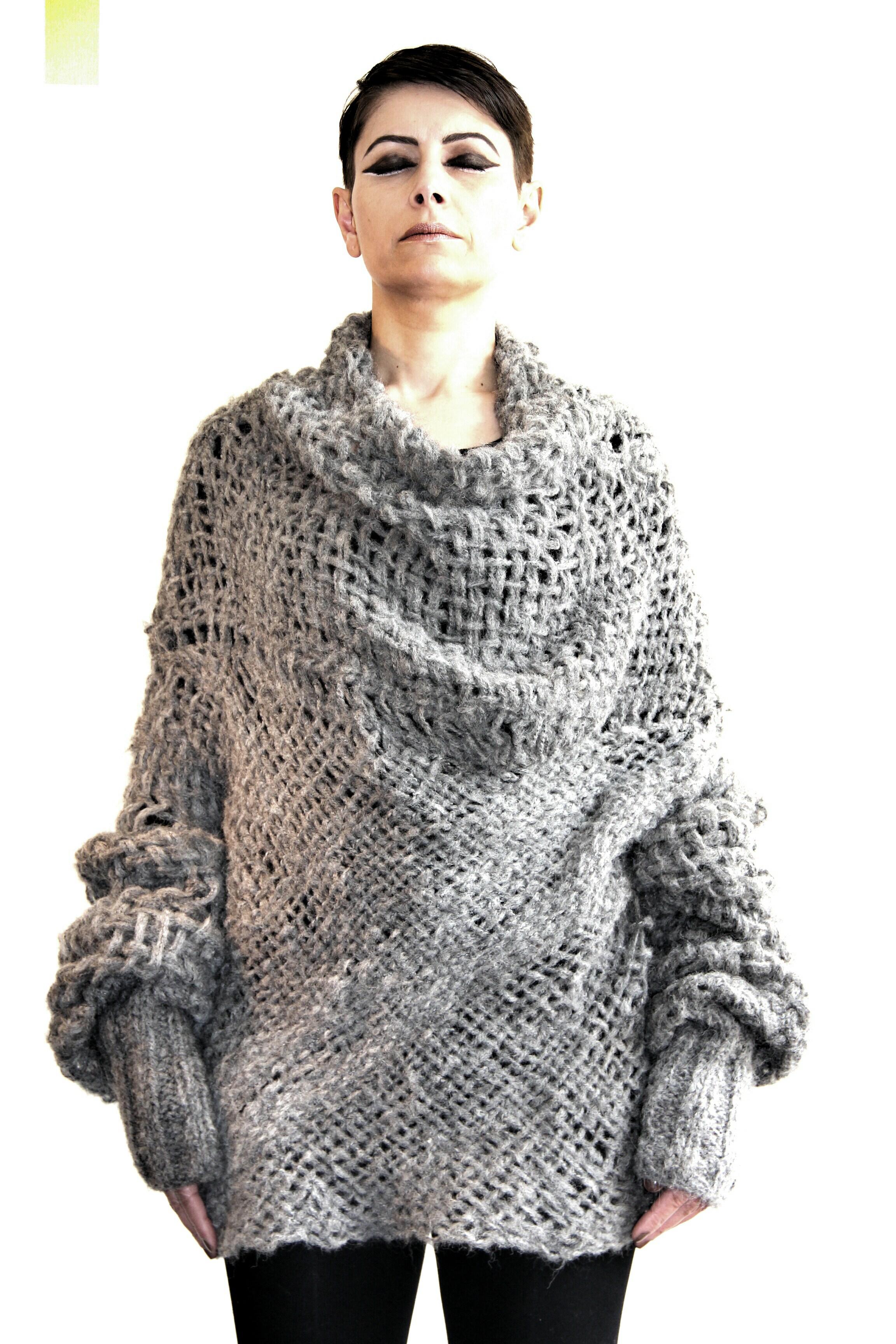 amano chunky sweater VPDOJAZ