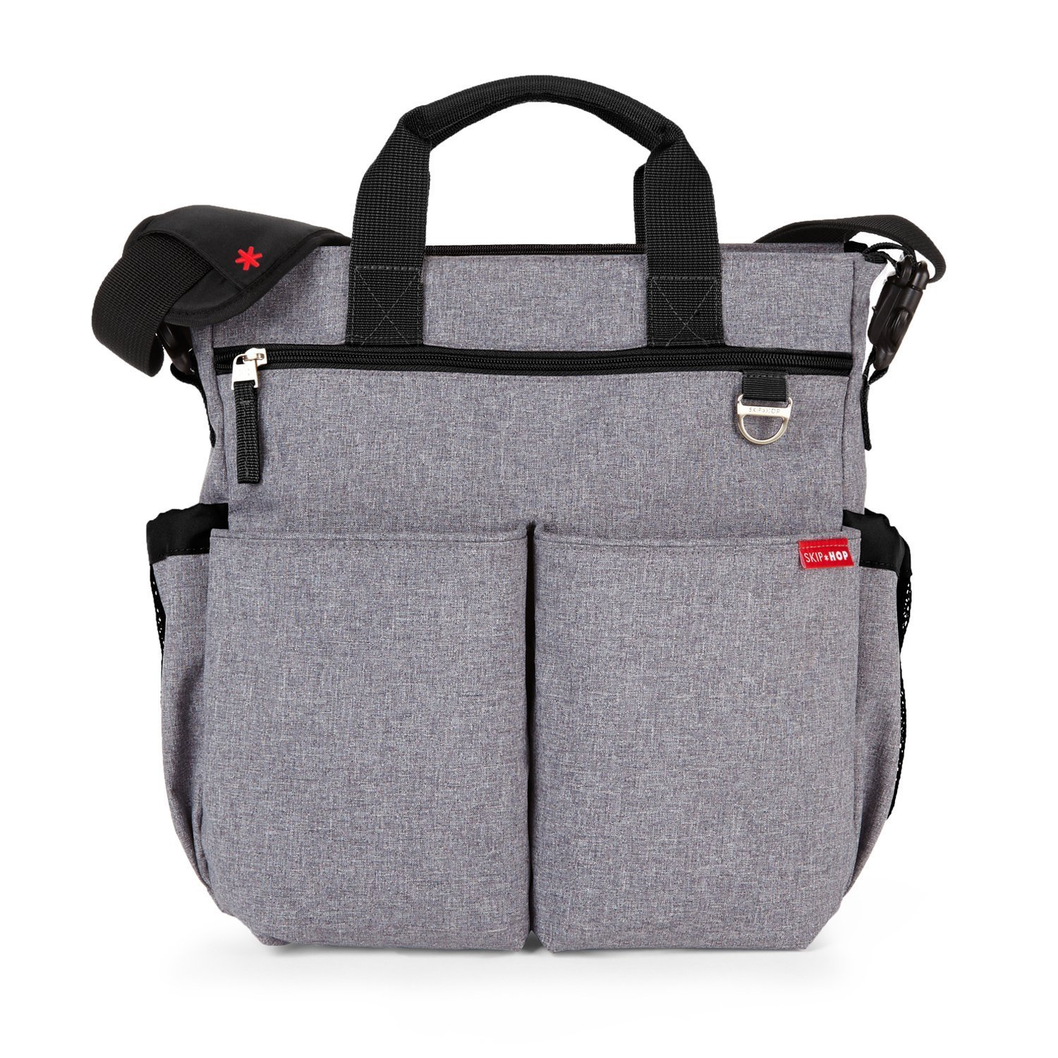 Nursing mothers can be trendy with diaper bag