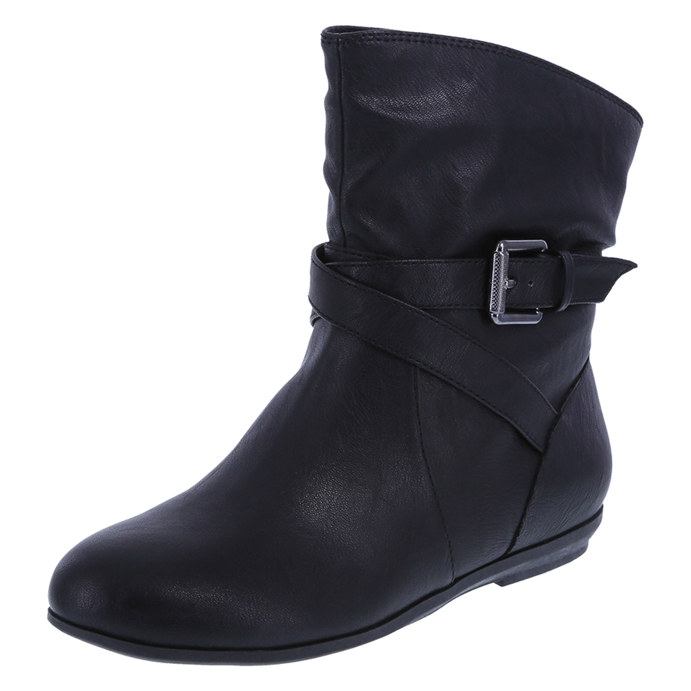 ankle boots for women womenu0027s meadows ankle boot, black, hi-res HYSGTCF
