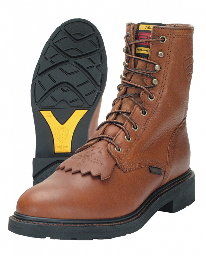 Ariat work boots –Get a stylish look with it