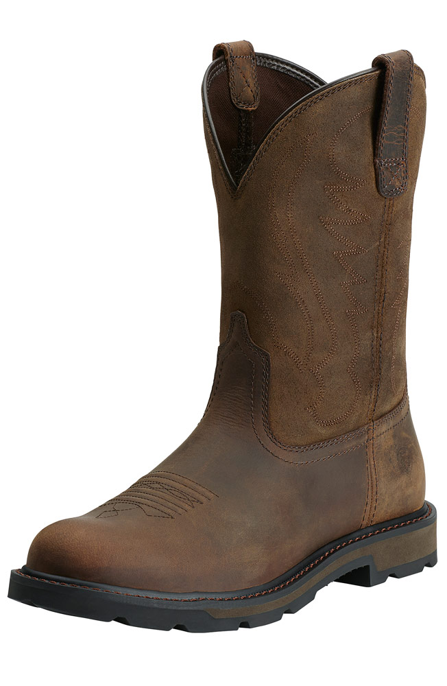ariat work boots ariat mens groundbreaker 10 WOYVFOD