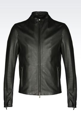 armani jackets armani light leather jackets men leatherwear UKAEAKJ