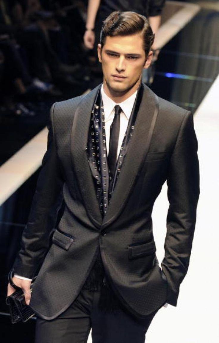 armani suit armani, dolce u0026 gabbana open milan menswear | fashion u0026 beauty | life | CZESMJT