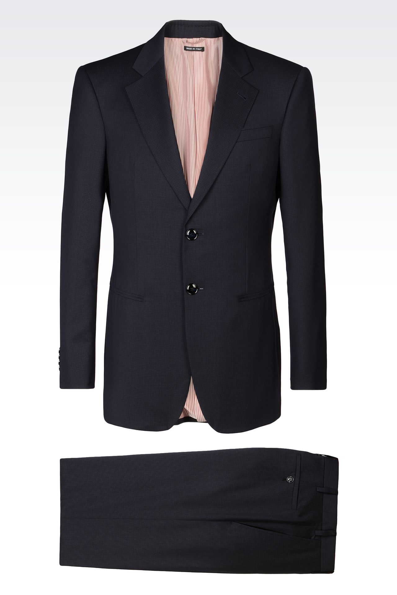armani suit armani suits men trader blu wool and silk suit IPBIBPS