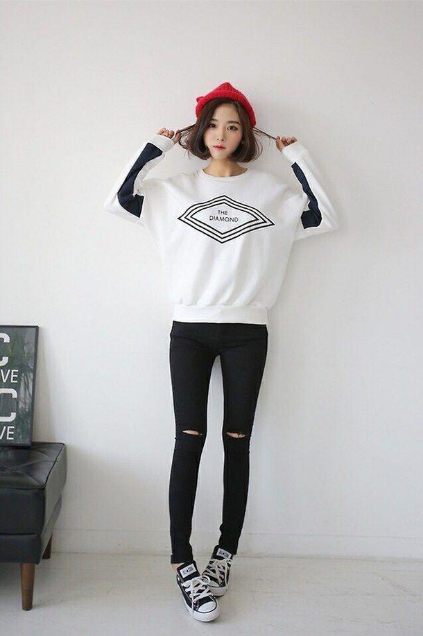 asian fashion korean fashion more HKRFBNT