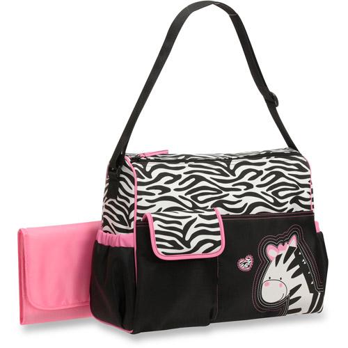 baby bags baby boom duffle diaper bag zebra print CHLGLDU