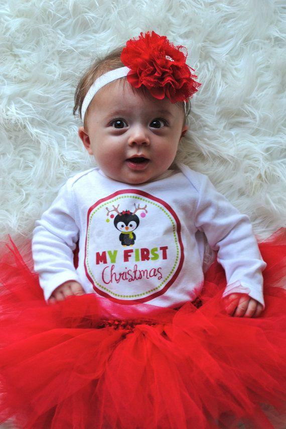 baby girl christmas outfits christmas tutu, baby girl christmas outfit, my first christmas outfit,  newborn christmas, MQBWWOK