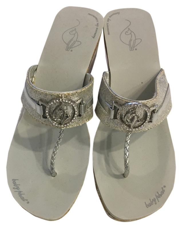 baby phat shoes baby phat grey wedges GWNVDRF