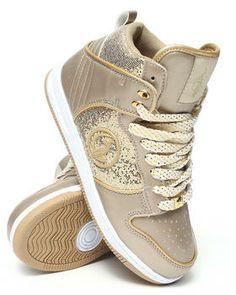 baby phat shoes buy gina glitter hi-top sneaker womenu0027s footwear from baby phat. find baby  phat BKBVXPX