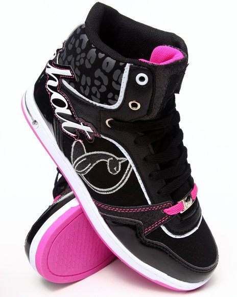 baby phat shoes lana womens athletic high top shoe by baby phat FHWEUPG