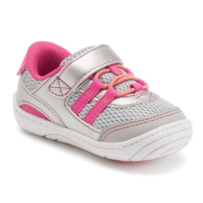 baby shoes stride rite solana baby girlsu0027 sneakers HHGKYRD