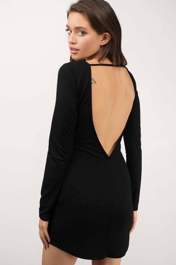 backless dress final sale BMTUQMI