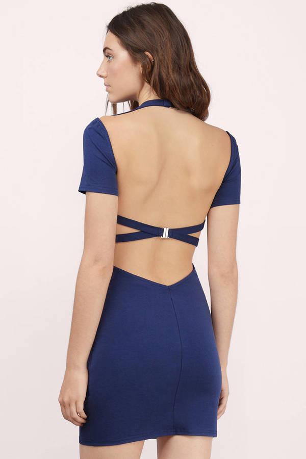 backless dress final sale PAUHKAI