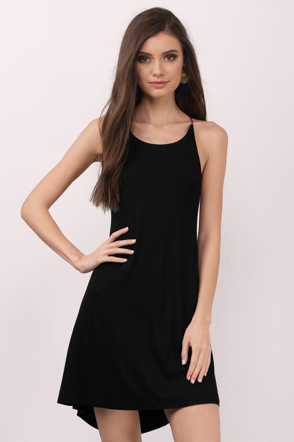 backless dress swing low black shift dress swing low black shift dress ... MYRBPCD