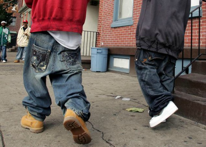 baggy pants sagging pants banned in timmonsville, s.c.; mayor says fad u0027has gone on way  too GTMSYJD