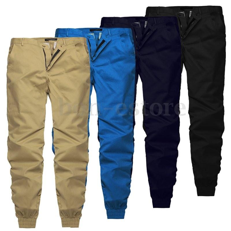 baggy pants us stock 100% cotton menu0027s harem pants jogger dance baggy trousers slacks  s-2xl XOFNOMY