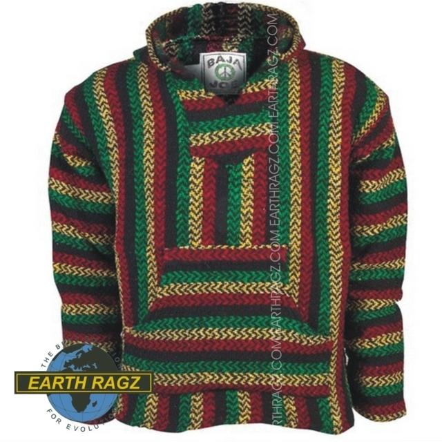 baja joe mexican baja hoodie - $19.95 - earth ragz BZPEXOL