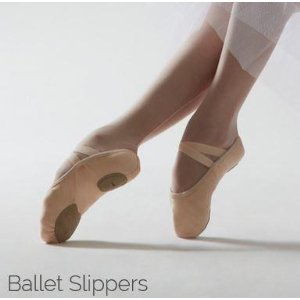 ballet slippers key item attributes ZNUUCHD