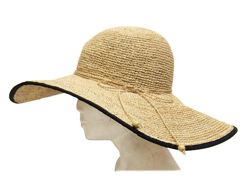 beach hats fine raffia california beach sun hat-boardwalk style JYWAYRO