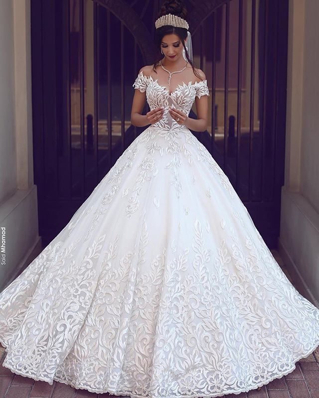 beautiful wedding dresses 70 ball gown wedding dresses fit for you RHFYFUW