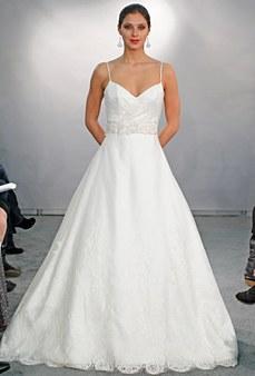 beautiful wedding dresses anne barge blythe ... GMNHVBO
