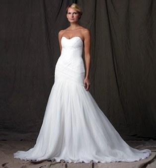 beautiful wedding dresses lela rose highland park ... MWNLARE